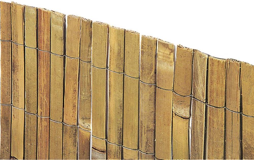 Mujer Beach 104677 proporcionaintimidad/de bambú mate, 100 x 300 cm