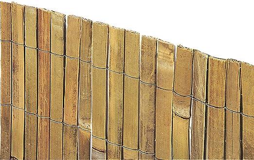 Verdelook Red Beach en cañas de de Bambú tamaño 1.5 X 3 Vallas ...