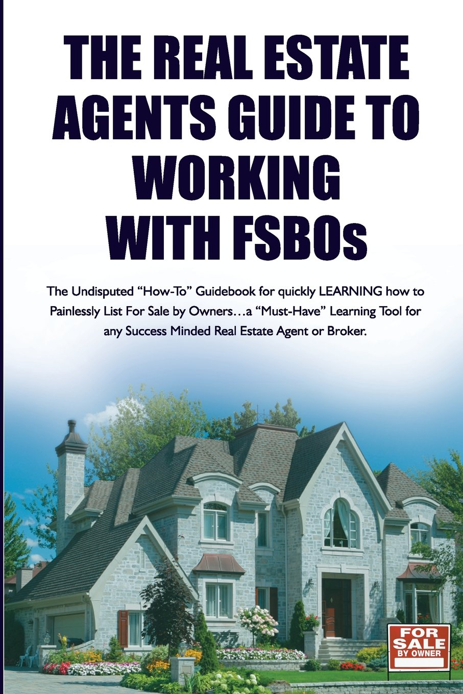 Estate Agents Guide Working FSBOs product image