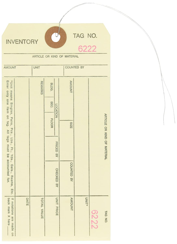 aviditi g18073 vorverdrahtet 1 Teil Abriss Style # 8 Inventar Tag, 6 ...