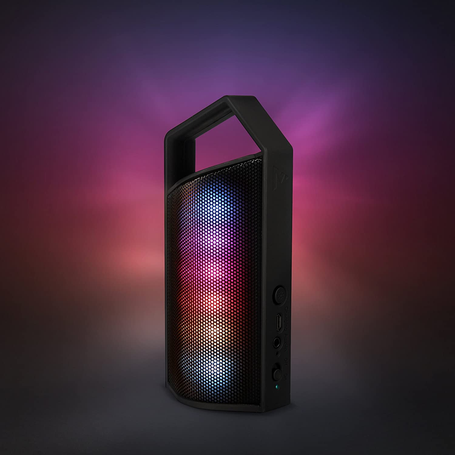 speakers light up. amazon.com: holiday special free speaker included with purchase of mvmt fuse x-2 portable wireless bluetooth led light up show speaker: sports \u0026 outdoors speakers p