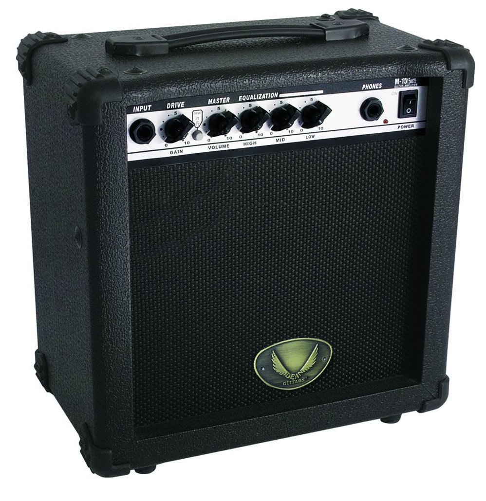 Dean M15 Mean 15 Guitar Amp - 15W by Dean Guitars