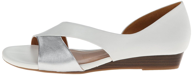 Naturalizer Women's Jazzy Dress Sandal US|White/Silver B00L876MY2 10 C/D US|White/Silver Sandal bd35c3
