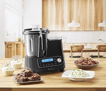 Moulinex CLICKCHEF - Robot de cocina multifunción con 5 programas ...