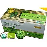 Organic Jiaogulan Gynostemma Leaves Tea 30 Bags Certified USDA Organic