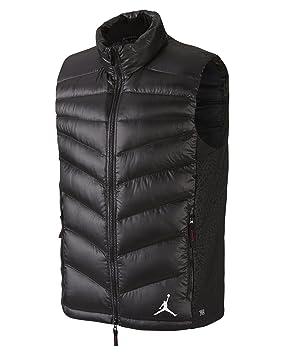 3b9aee9870 Nike Men s Jordan Hyperply Vest Black Black Black White X-Large ...