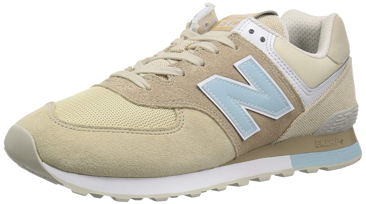 TALLA 40 EU. New Balance Ml574-bsb-d, Zapatillas Unisex Adulto