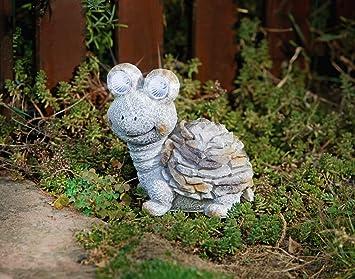 garden mile solar betrieben Aufleuchtend LED Giraffe klicken Kupfer Optik Metall Garten Tiere Skulpturen umwerfend Vielseitige Garten Dekoration Decoration Cow