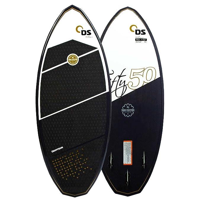 Driftsun Fifty-50 Wakesurf Board - 4 9