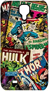 Macmerise Marvel Comics Collection Sublime Case For Samsung S4