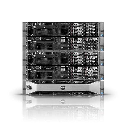 Dell PowerEdge R710 Server | 2x2 80GHz X5660 | 32GB | PERC6i | 4X 300GB  (Renewed)