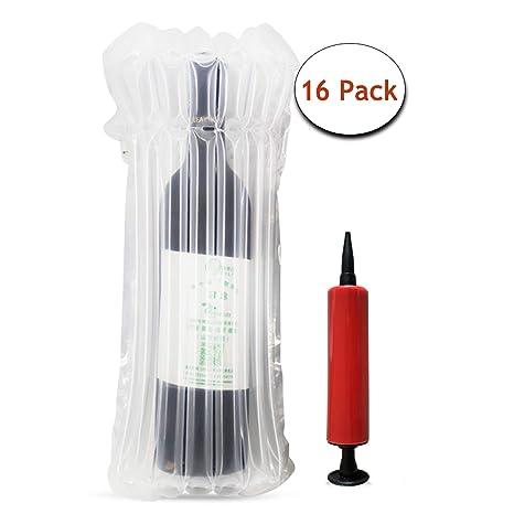 Amazon.com: Bolsas protectoras para botellas de vino de ...