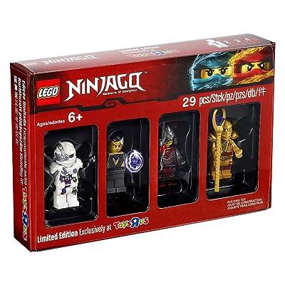 LEGO 2020 Bricktober Ninjago Minifigure Set 2/4 (5004938): Toys & Games