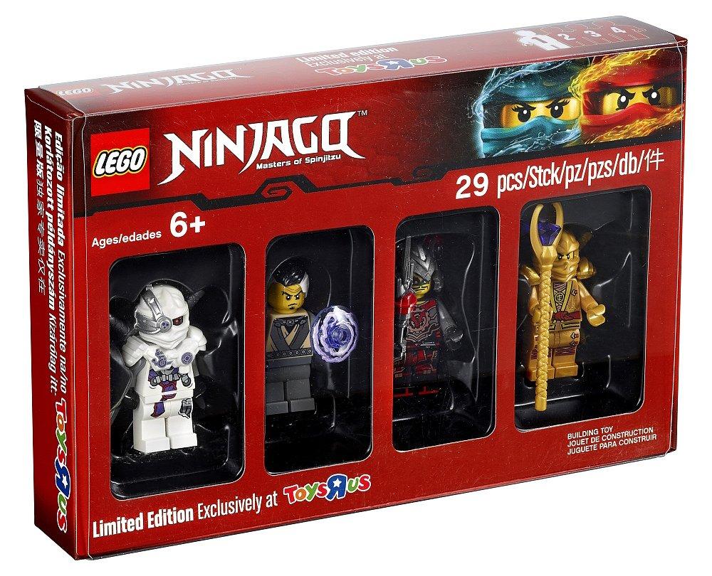 LEGO 2017 Bricktober Ninjago Minifigure Set 2/4 (5004938)