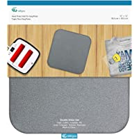 Heat Press Mat Double Sides Used Ironing Insulation Mat for Cricut Easypress, T Shirts and HTV Vinyl Projects, 12 x 12…
