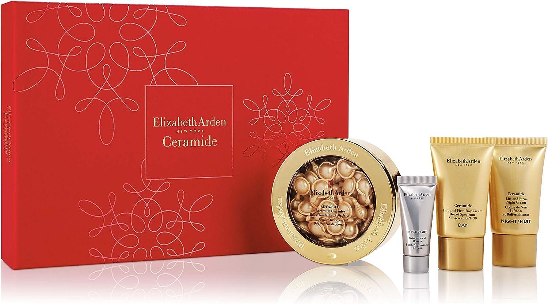 Elizabeth Arden E.Arden Ceramides Sr 60 Capsulas +Set Ai 5 ml: Amazon.es: Salud y cuidado personal