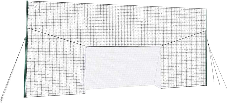 Open Goal - Soccer Rebounder/Goal/Backstop All in ONE