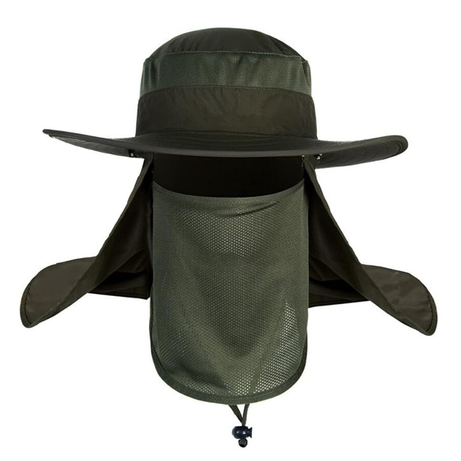 b48886a3a5bce LIGHTWEIGHT   QUICK TO DRY  This 360° protection Outdoor Sun Flap Hats Sun  Caps Lightweight
