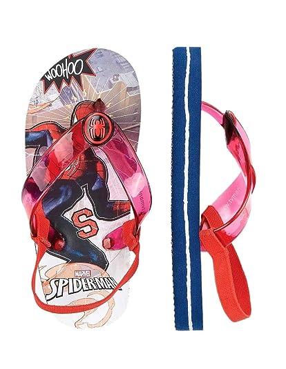 2627 Spiderman Beige Hasbro Eu beigerosso Infradito Bambino wvqqxn7p