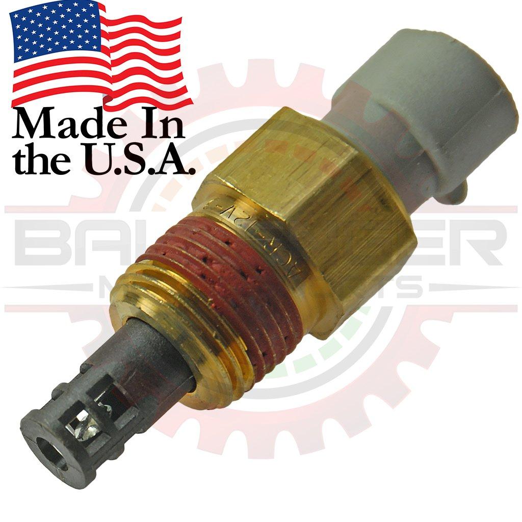 Fast-Response GM Delphi Packard Intake Air Temperature Sensor ( IAT / MAT / ACT ) (Sensor Only)