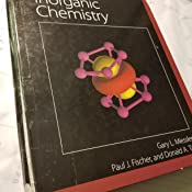 Inorganic chemistry 5 gary l miessler donald a tarr amazon customer image fandeluxe Images