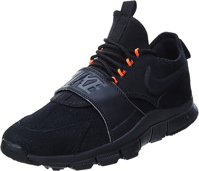 save off 1b7fa cc59c Nike Free Ace Sz 7 Mens Football Shoes Black New In Box