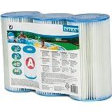 Intex Pack 3 cartuchos tipo A-altura 20,2 cm, diám.10,8/5 cm (29003)
