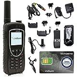 BlueCosmo Iridium Extreme Satellite Phone Bundle - Only Truly Global Satellite Phone - Voice, SMS Text Messaging, GPS…