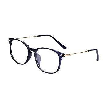 40bc94d995 JoXiGo Gafas Anti Luz Azul Ordenador Antireflejos Anti-UV Anti-Fatiga Gafas  Gaming para Pantallas de Ordenador, Móvil, Tableta, Televisor, ...