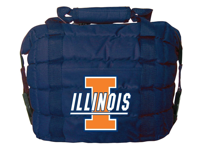 Rivalität NCAA Illinois Illini Kühltasche