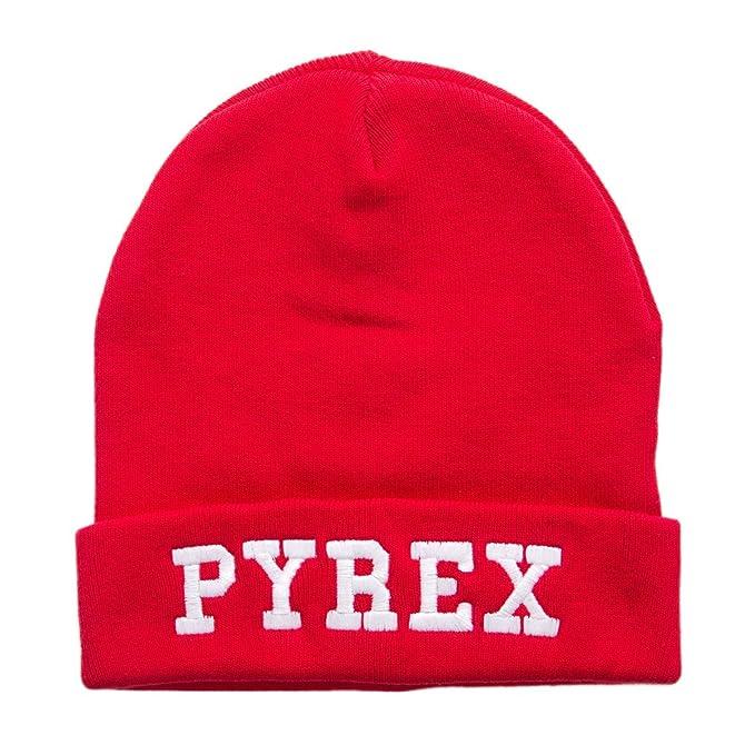 PYREX UNISEX UOMO DONNA CAPPELLO ZUCCOTTO 33022 rosso  MainApps ... dbc3992b5715