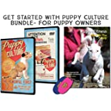 GET Started with PUPPY CULTURE Bundle - for Puppy Owners [Non Laminated]