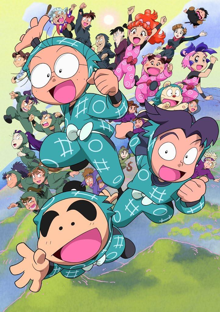 Amazon.co.jp | TVアニメ「忍たま乱太郎」こんぷりーとDVD-第16 ...