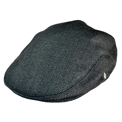 bb3acac359c Amazon.com  Jaxon Large Herringbone Ivy Cap  Clothing