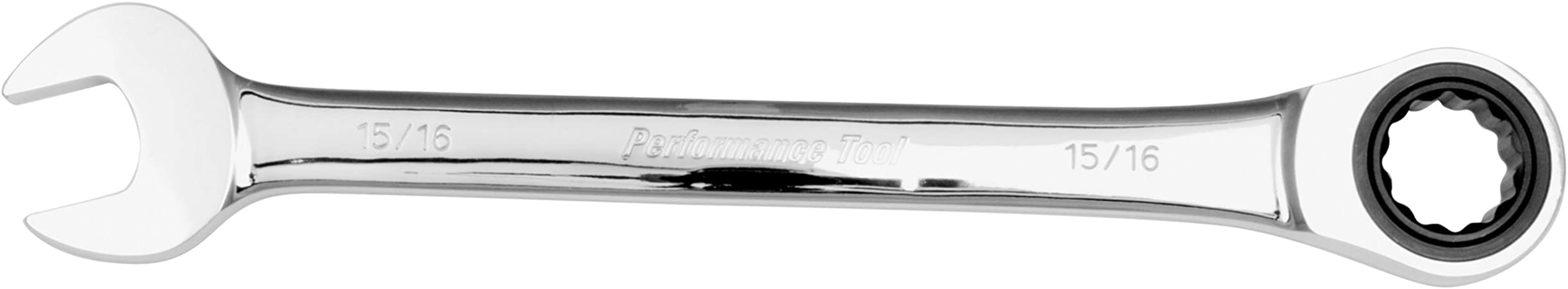 Performance Tool 15//16 Ratcheting Wrench W30261 Pro SAE Ratcheting Wrenches Hand Tools