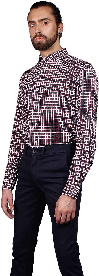 Camisa Antimanchas y Antiolores Hombre Smartex – Camisa Sour ...