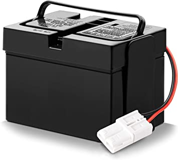 12V 12Ah Battery for Rollplay 12 Volt GMC Chevy Pickup Child Ride On Car