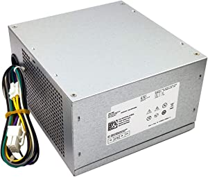 290W H290AM-00 Replacement Power Supply for Dell Optiplex 3020 7020 9020 Precision T1700/ PowerEdge T20 Compatible P/N: RVTHD KPRG9 HYV3H D290A001L L290AM-00 PS-3291-1DF H290EM-00
