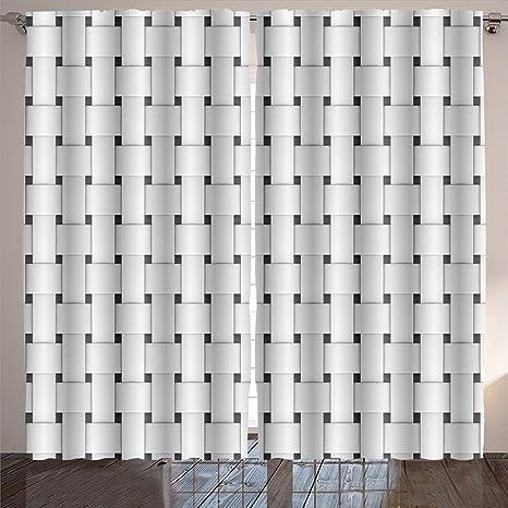 Amazon com: Jiahonghome Nature Decor Curtains bump map