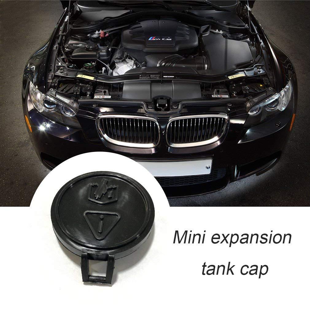 leoboone Radiator Expansion Tank Water Bottle Cap Mini ONE /& Cooper 2001 to 2006 Petrol