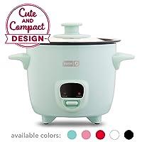 Deals on Dash DRCM200GBAQ04 Mini Rice Cooker Steamer
