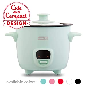 Dash Mini Rice Cooker<br />