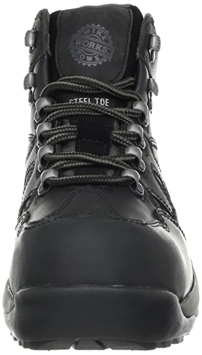 5872124433dd0 Caterpillar Men's Rebar MR Steel Toe Work Boot