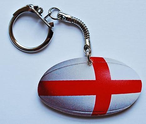 England Rugby Llavero - RU1K: Amazon.es: Hogar