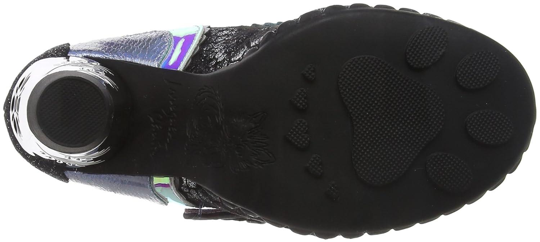 Irregular Choice Choice Choice Shoependous, Mary Jane DonnaNero (Black B) 1f95c2