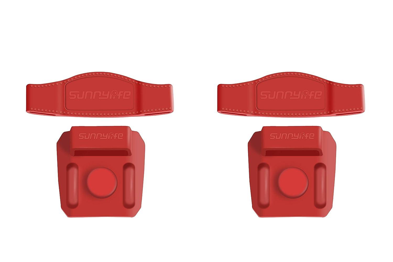 Tineer Propeller Fixel Padel Clip Soporte de Cuchilla Proteger Paddle Clip Kit para dji Mavic 2 Pro Red Zoom Drone