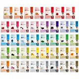 DERMAL 39 Combo Pack Collagen Essence Full Face Facial Mask Sheet - The Ultimate Supreme Collection for Every Skin Condition