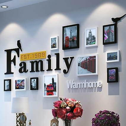 Buy WollWoll Family London City Street Highlights Decor Photos Large ...