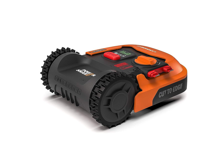 Worx – Robot Cortacésped Landroid M 500 WIFI, WR141E