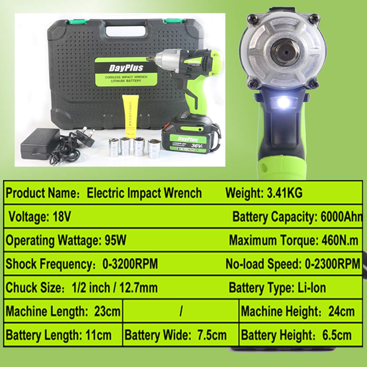 0.8-10mm Chuck Variable Speed Autofu 21V Impact Cordless Drill Set with 1500Ahm Lithium Ion Battery 1.5 Hr Fast Charger 29pcs Accessories